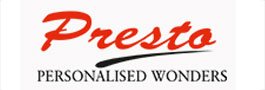 Presto Gifts coupons