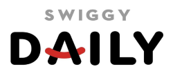 Swiggy Daily coupons